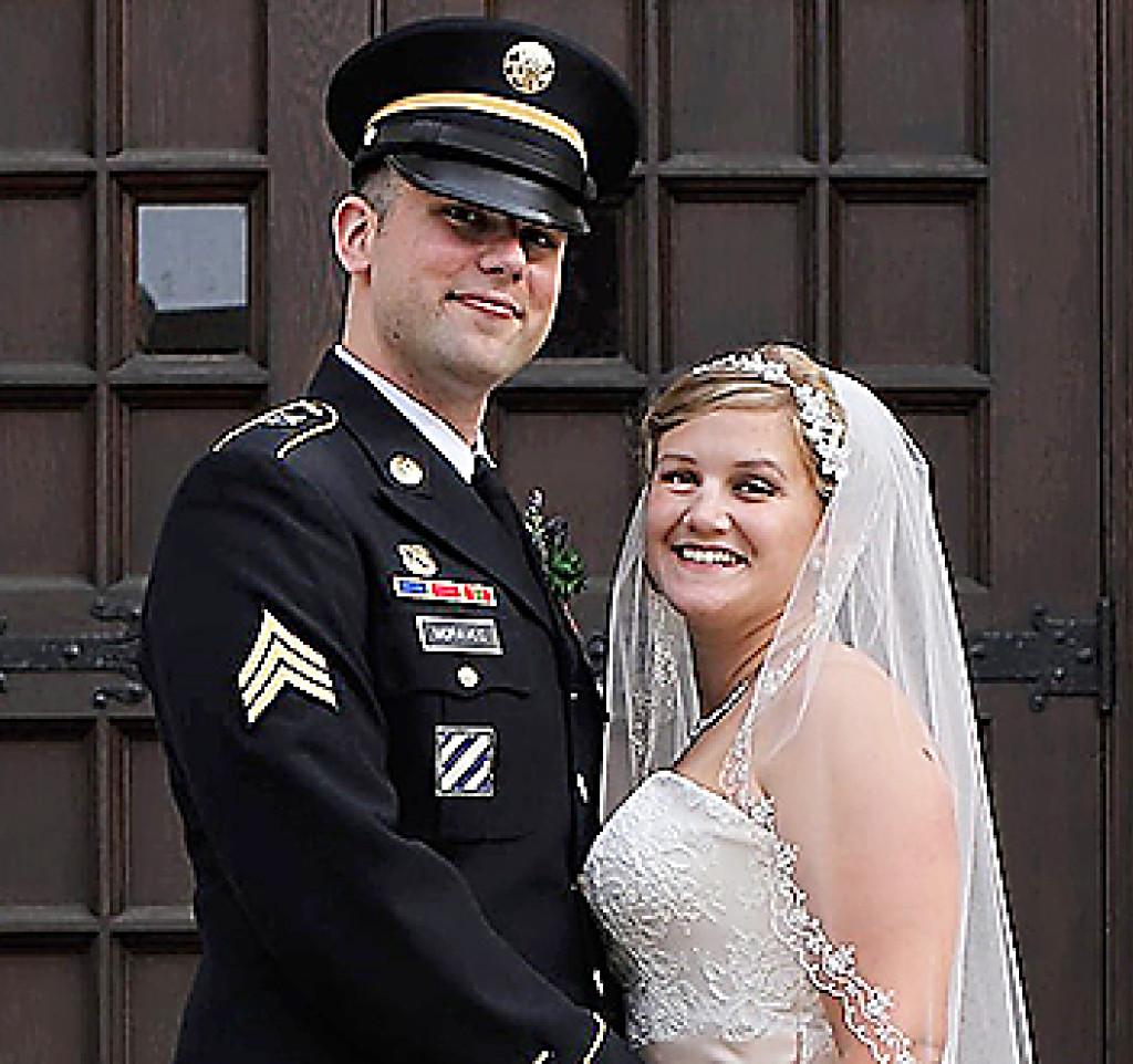 Wedding Invitations El Paso Tx: Kirsten & Brett Moravec